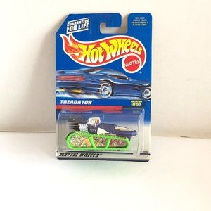Hot Wheels Treadator Toy Mattel